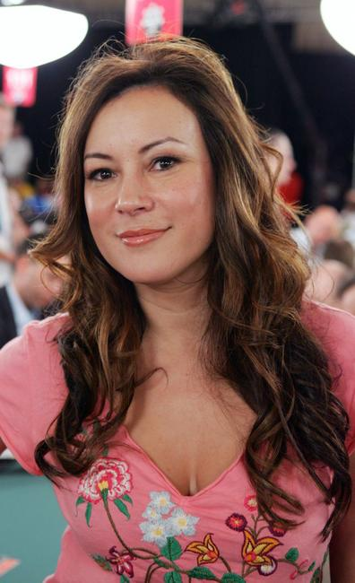 Jennifer Tilly at the World Series of Poker media/celebrity event.