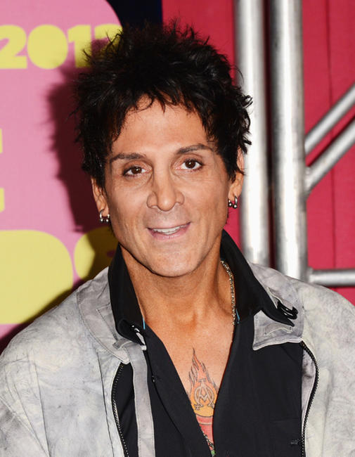 Deen Castronovo at the 2012 CMT Music Awards in Tennessee.