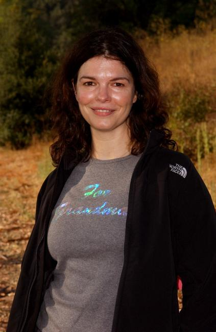 Jeanne Tripplehorn at the 8th Annual Expedition Inspiration Take-A-Hike.