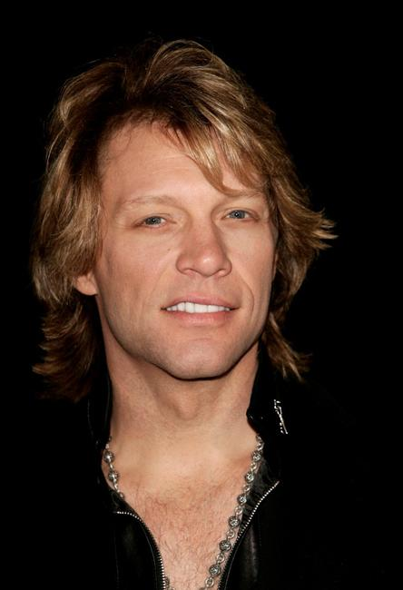Jon Bon Jovi at the Swarovski Fashion Rocks for The Prince's Trust event.