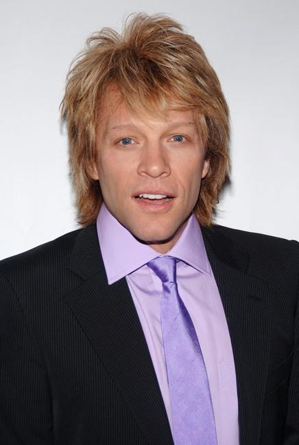 Jon Bon Jovi at the HELP USA 20th Anniversary Tribute Dinner.