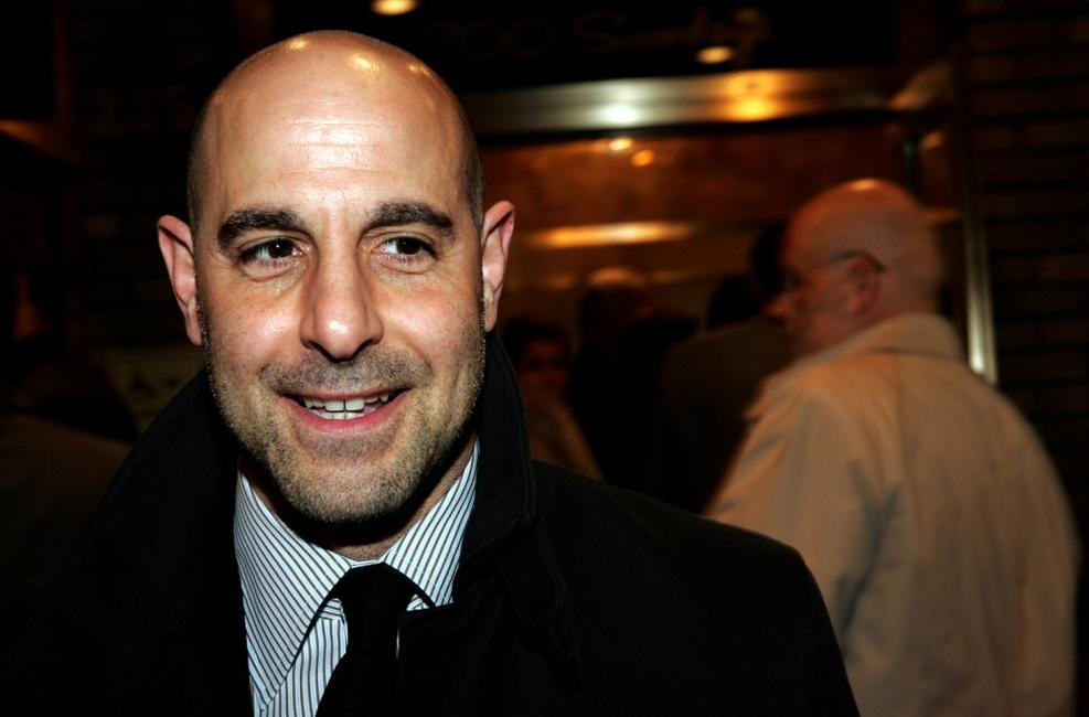 Stanley Tucci at the opening night of
