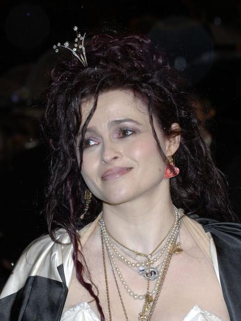 Helena Bonham Carter at the London premiere of