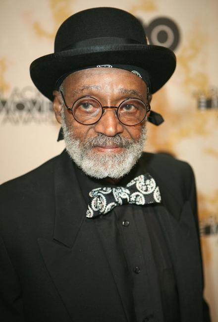 Melvin Van Peebles at the Black Movie Awards HBO after party.