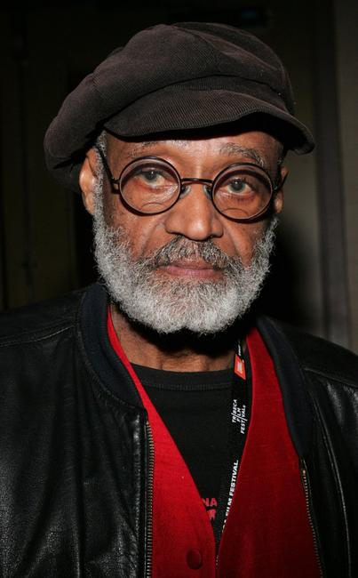 Melvin Van Peebles at the Tropfest pre-party during the 5th annual Tribeca Film Festival.