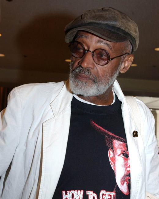 Melvin Van Peebles at the George Christie Luncheon at the Four Seasons Hotel Toronto.