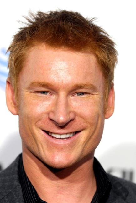 Zack Ward at the launch of the Blackjack II by Samsung.