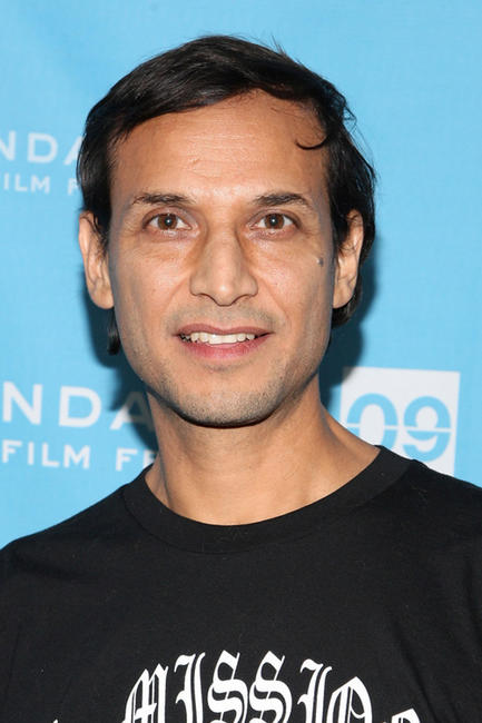 Jesse Borrego at the premiere of
