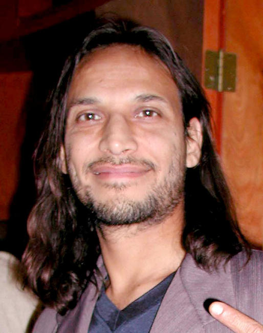 Jesse Borrego at the after party of the California premiere of