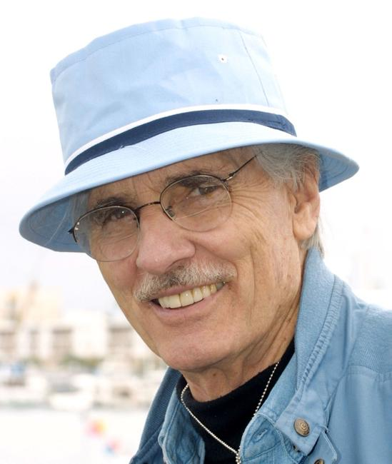 Dennis Weaver at the inaugural Celebrity Sail for the Planetary Coral Reef Foundation.
