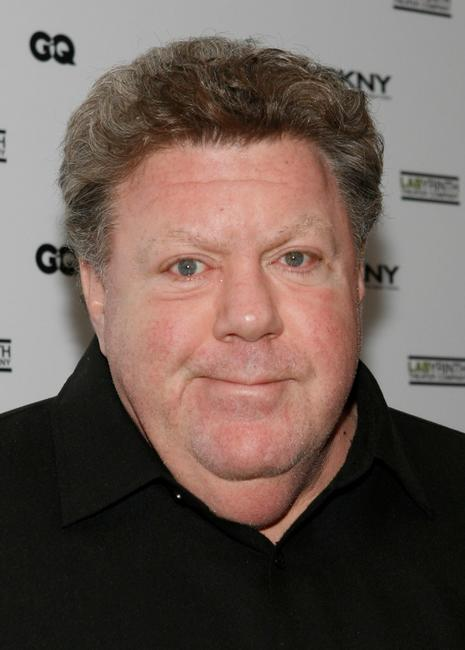 George Wendt at the LAByrinth Theater Company's 5th annual Celebrity Charades.