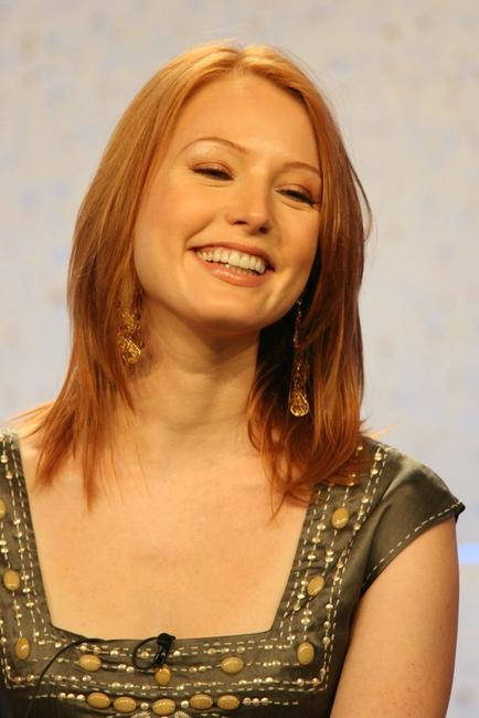 Alicia Witt at the 2007 Summer Television Critics Association Press Tour.
