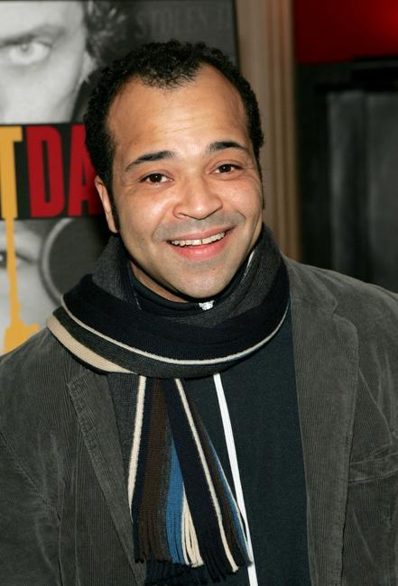 Jeffrey Wright at the opening night of