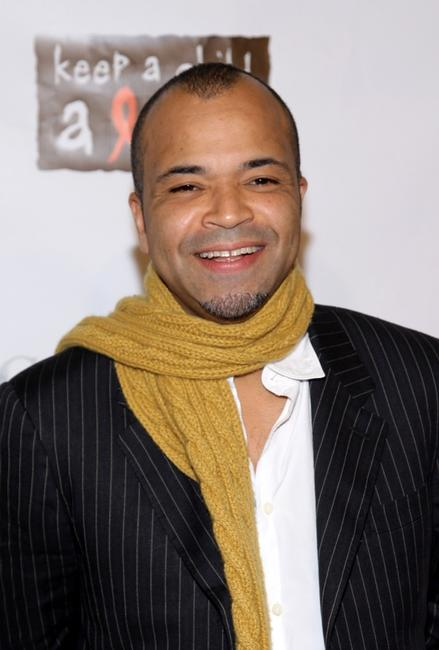 Jeffrey Wright at the 4th Annual Black Ball Concert for Keep The Child Alive.
