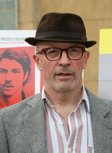 Jacques Audiard at the Golden Globe Foreign-Language Nominees Seminar.
