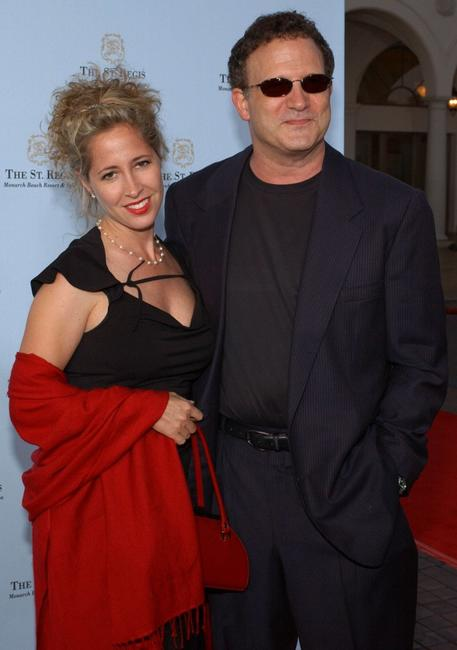 Albert Brooks and Kimberly at Dana Pointhe for St. Regis Monarch Beach Resort & Spa grand opening.