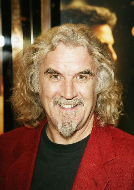 Billy Connolly at the UK premiere of