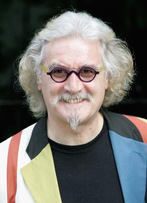 Billy Connolly at the David Frost's Summer Party.