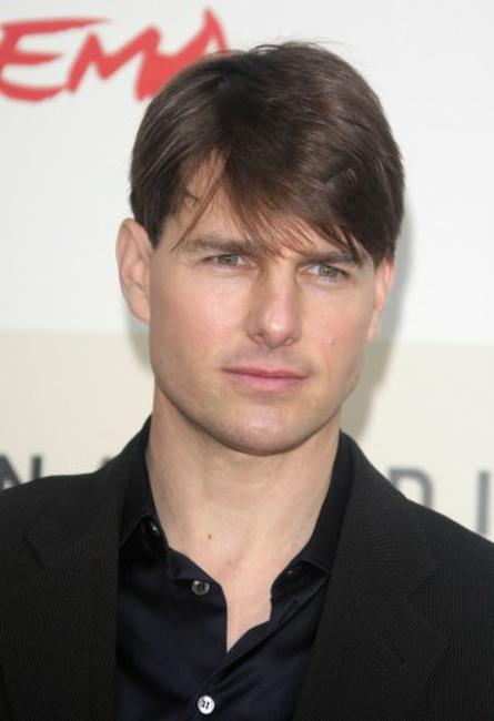 Tom Cruise at the photocall of