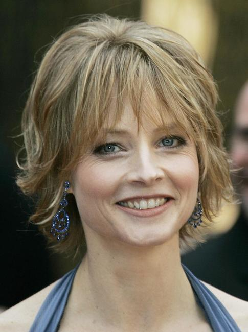 Jodie Foster at the 79th Academy Awards.