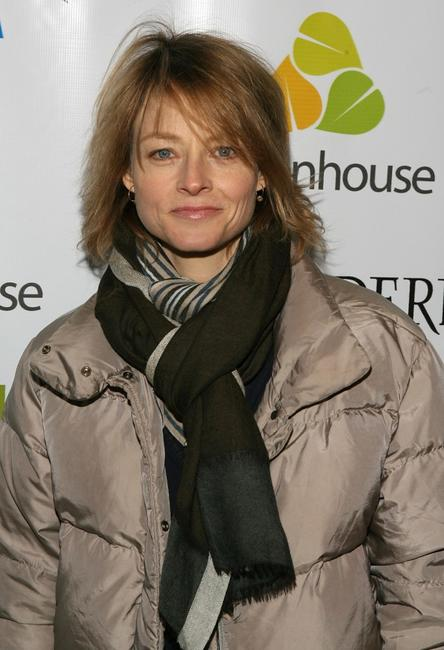 Jodie Foster at the Sundance Film Festival world premiere party of