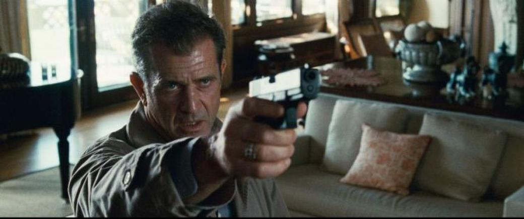 Mel Gibson as Thomas Craven in