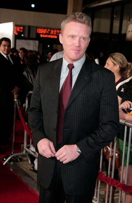 Anthony Michael Hall at the AFI FEST 2007 opening night gala premiere of