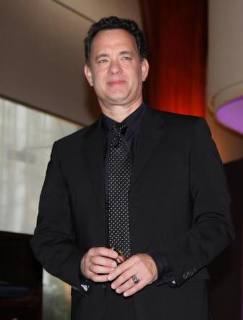 Tom Hanks at the France photocall of