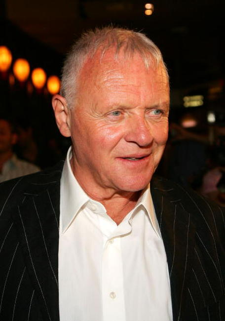 Anthony Hopkins at the 2007 CineVegas film festival in Las Vegas.
