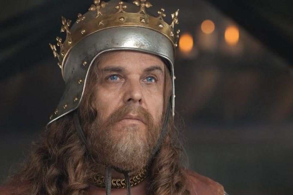 Danny Huston as King Richard in
