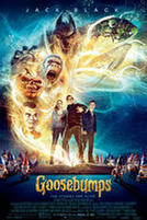 Goosebumps 3D showtimes and tickets
