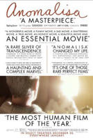 Anomalisa showtimes and tickets