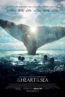 In the Heart of the Sea 3D showtimes and tickets