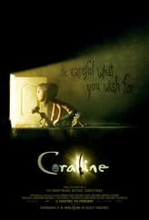 Coraline showtimes and tickets