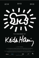 The Universe of Keith Haring showtimes and tickets