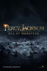 Percy Jackson: Sea of Monsters 3D showtimes and tickets