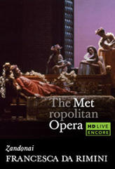 The Metropolitan Opera: Francesca da Rimini Encore showtimes and tickets