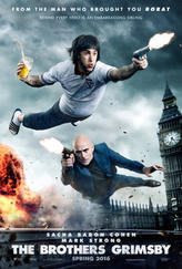 The Brothers Grimsby showtimes and tickets