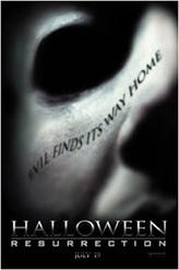 Halloween: Resurrection showtimes and tickets