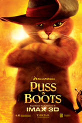 Puss in Boots: An IMAX 3D Experience showtimes and tickets
