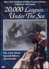 20,000 Leagues Under the Sea (1916) showtimes and tickets