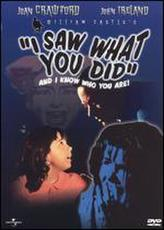 I Saw What You Did showtimes and tickets