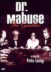 Dr. Mabuse, the Gambler showtimes and tickets
