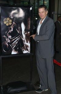 Tim Matheson at the Warner Home Video release of