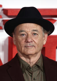 Bill Murray at the UK premiere of