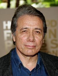 Edward James Olmos at the HFPA annual installation luncheon.