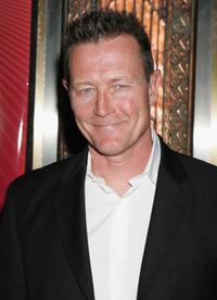 Robert Patrick at the opening night performance of Irving Berlin's