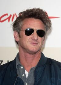 Sean Penn at the 2nd Rome Film Festival for the photocall of