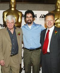 Jacques Perrin, Director Jeffrey Blitz and Michael Donaldson at the International Documentary Association 21st annual celebration.