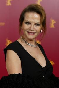 Claudia Cardinale at the 54th annual Berlinale International Film Festival.